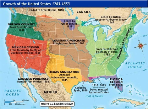 Impact on native Americans Westward Expansion
